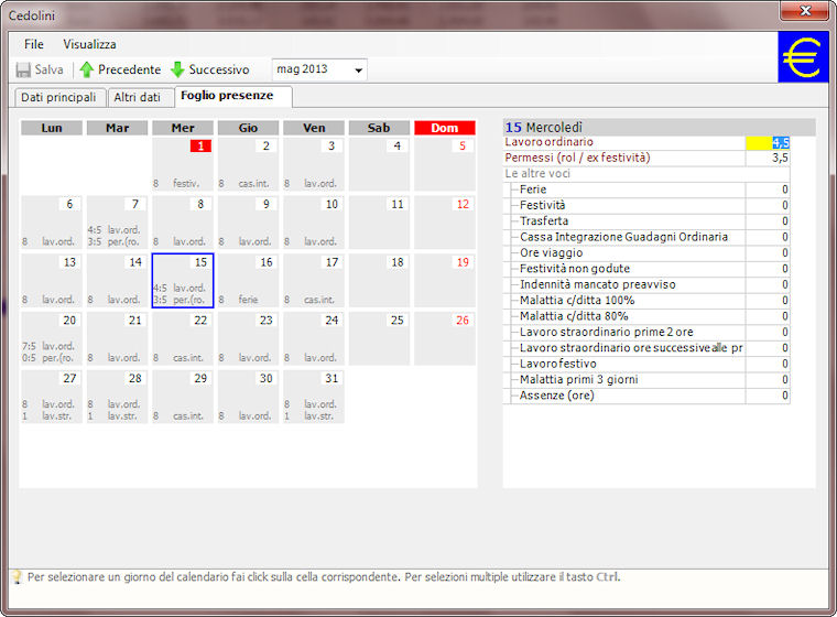 Software vertenze di lavoro - Programma per calcolo posa piastrelle ...